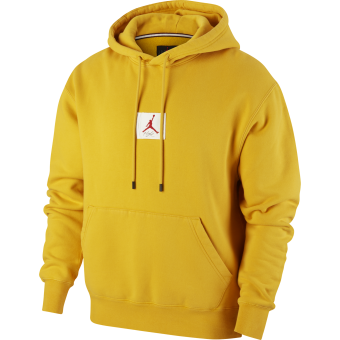 JORDAN FLIGHT FLEECE PULLOVER HOODIE