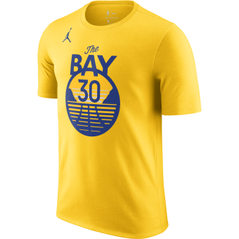 NIKE NBA GOLDEN STATE WARRIORS STATEMENT TEE