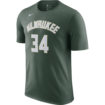 NIKE NBA MILWAUKEE BUCKS TEE