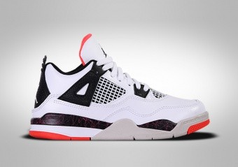 NIKE AIR JORDAN 4 RETRO PS HOT LAVA