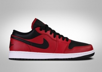 NIKE AIR JORDAN 1 RETRO LOW REVERSE BRED