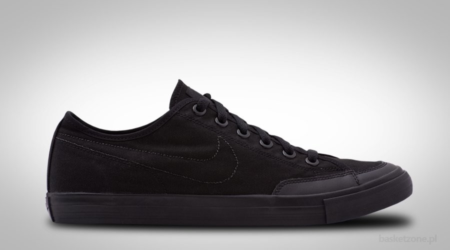 NIKE CLASSIC CANVAS GO CNVS DIRTY BLACK