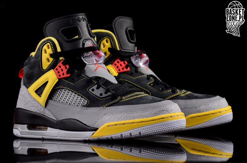 8726116cd290 NIKE AIR JORDAN SPIZIKE 3M BLACK CHALLENGE RED YELLOW price €135.00 ...