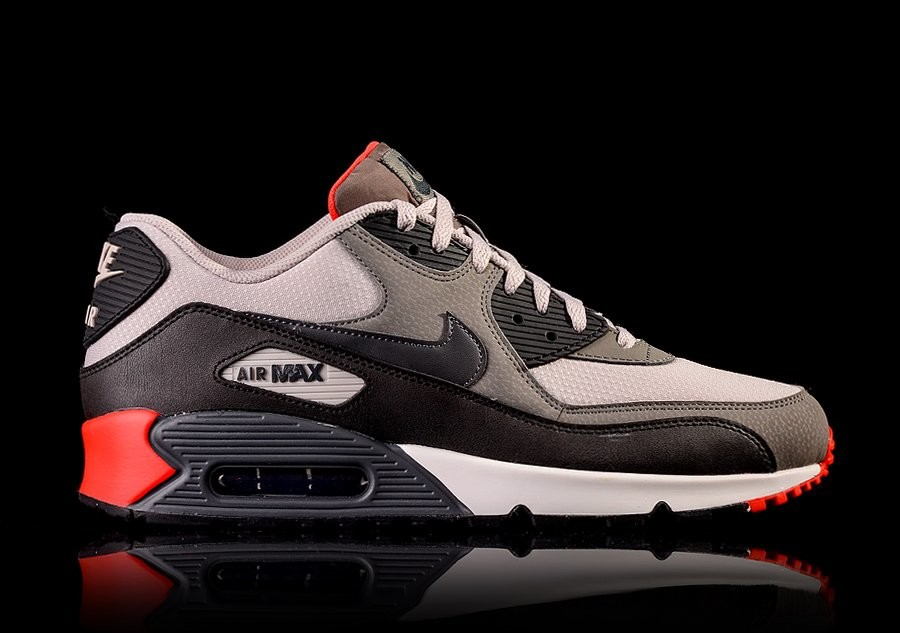 NIKE AIR MAX 90 ESSENTIAL LT IRON ORE