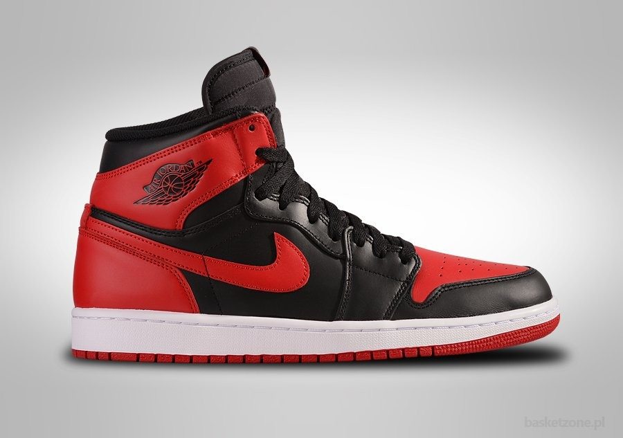 buy online cac1d 4362d NIKE AIR JORDAN 1 RETRO HIGH OG BRED BANNED