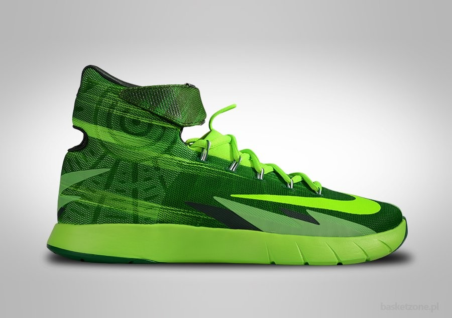 NIKE ZOOM HYPERREV KYRIE IRVING ELECTRIC GREEN