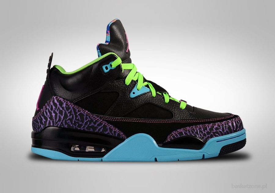 NIKE AIR JORDAN SON OF LOW FRESH PRINCE OF BEL AIR