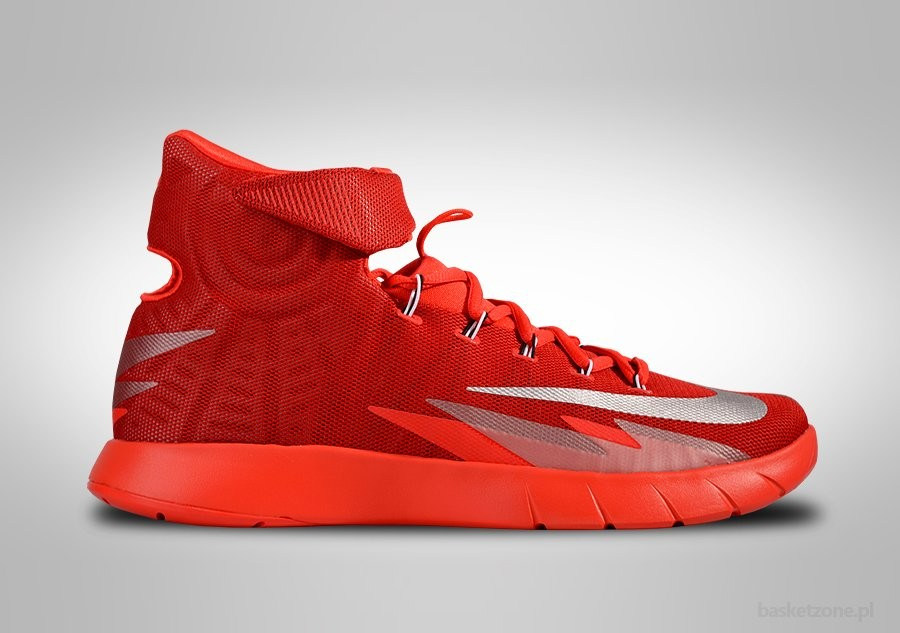 NIKE ZOOM HYPERREV KYRIE IRVING GYM RED