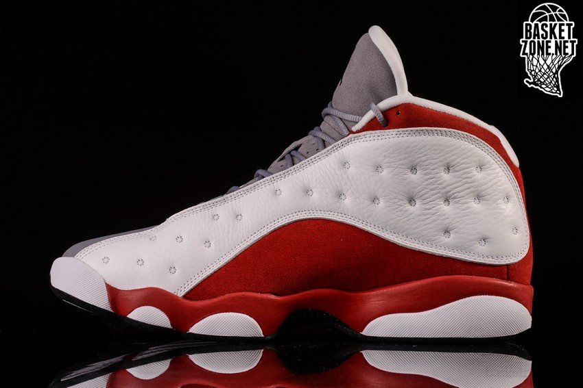 f77bf82223ab NIKE AIR JORDAN 13 RETRO GREY TOE price €277.50