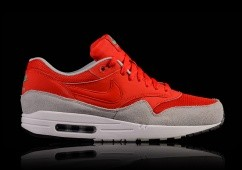 NIKE AIR MAX 1 ESSENTIAL DARING RED