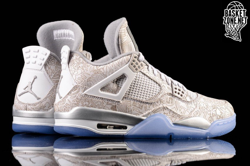 timeless design c7db9 3d6be NIKE AIR JORDAN 4 RETRO LASER 30TH ANNIVERSARY