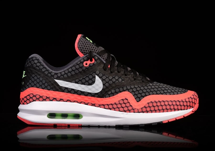 watch c12ca c7a8c ... coupon code for nike air max lunar1 br black hot lava f2605 caa3e