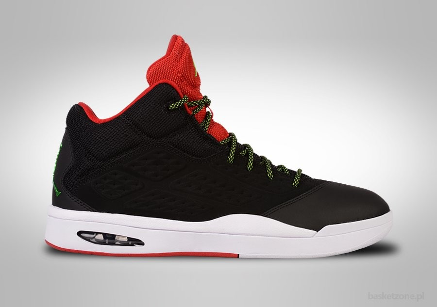 27ac42119a22 NIKE AIR JORDAN NEW SCHOOL BRED POISON GREEN price €112.50 ...