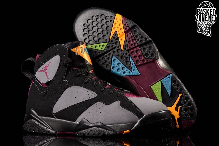 093922863ac NIKE AIR JORDAN 7 RETRO BORDEAUX price €187.50 | Basketzone.net