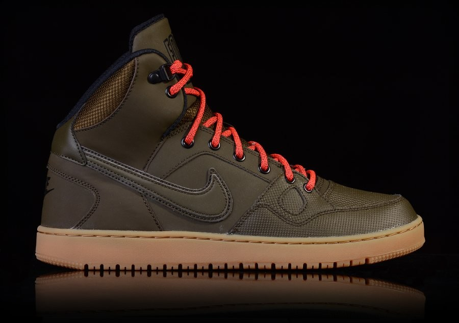 NIKE SON OF FORCE MID 87,50 Invierno DRK LDN por 87,50 MID | Basketzone.net 013ed9