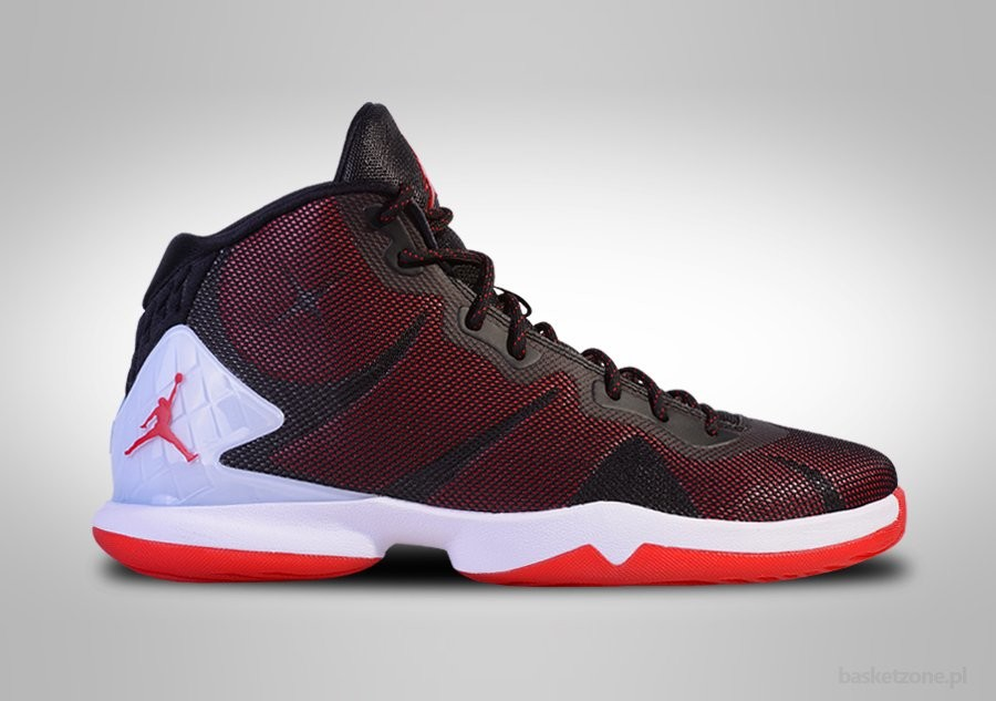 NIKE AIR JORDAN SUPER.FLY 4 CLIPPERS RED CAMO BLAKE GRIFFIN