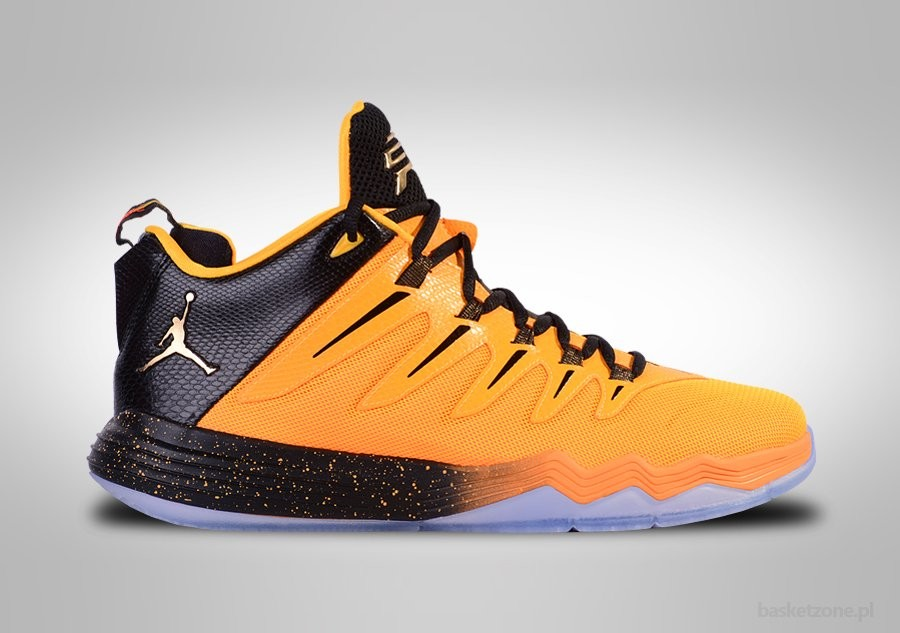NIKE AIR JORDAN CP3.IX BG YELLOW DRAGON (SMALLER SIZES)